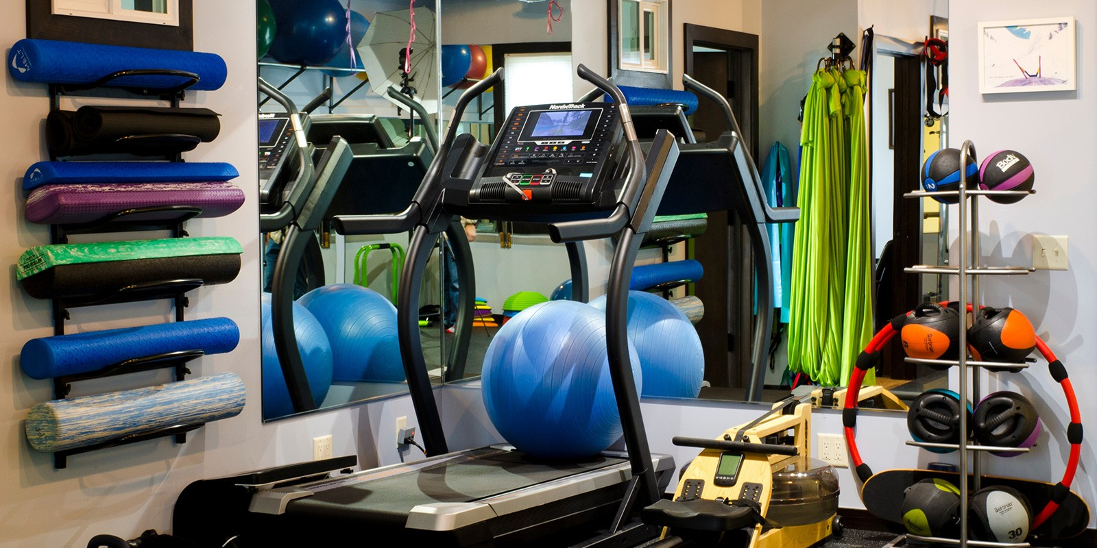 Engage in personal training and wellness programs in our pristine state-of-the-art facility